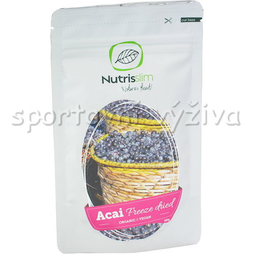 Acai Freeze Dried 60g