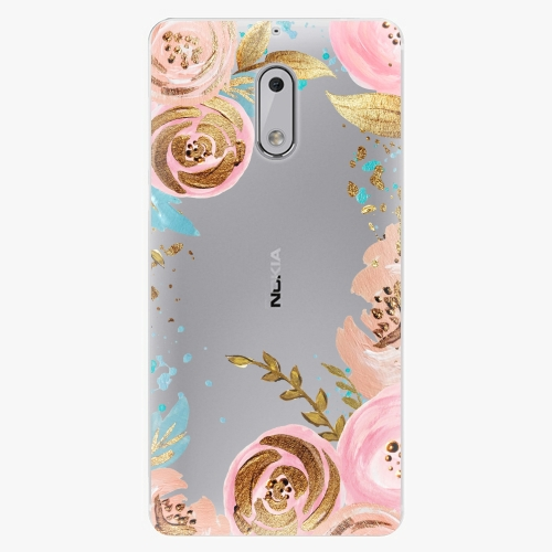 Plastový kryt iSaprio - Golden Youth - Nokia 6