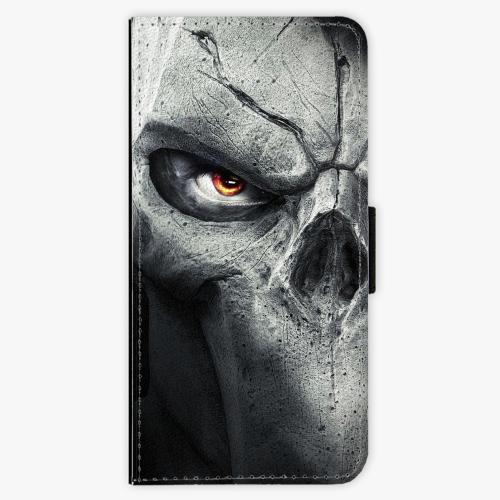 Flipové pouzdro iSaprio - Horror - Samsung Galaxy A3 2017