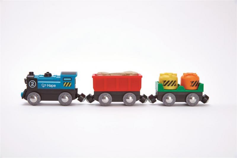 Mašinka s vagonky