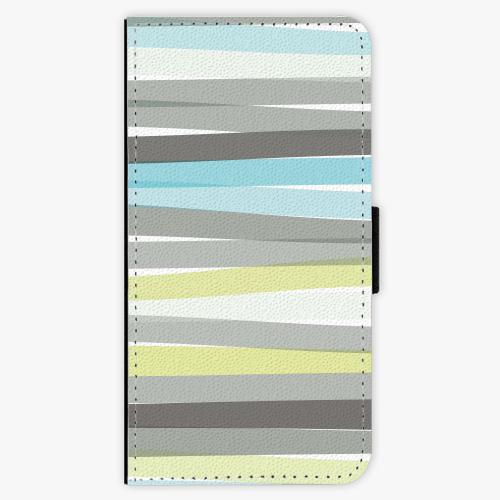 Flipové pouzdro iSaprio - Stripes - Huawei Ascend P9 Lite