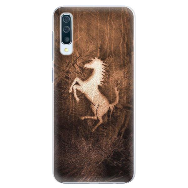 Plastové pouzdro iSaprio - Vintage Horse - Samsung Galaxy A50