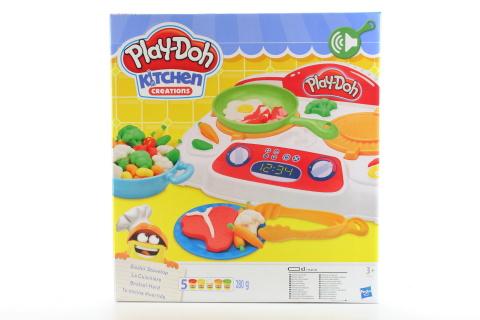 Play Doh Vařič smažič se zvuky