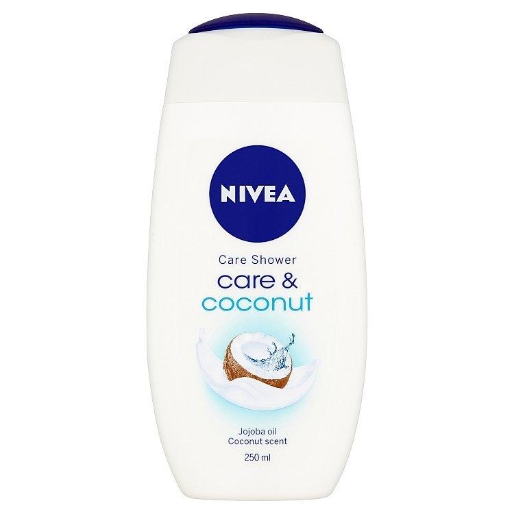 Creme Coconut krémový sprchový gel 250 ml