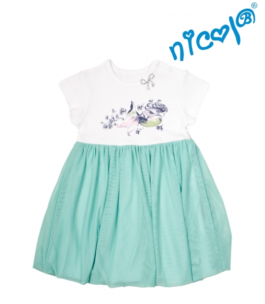 detske-saty-nicol-morska-vila-zeleno-bile-vel-128-128