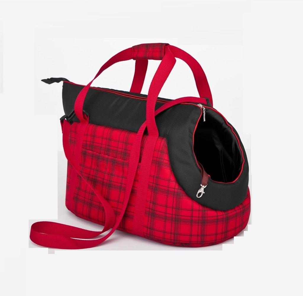 Taška pro psa Reedog Torby Red Strips
