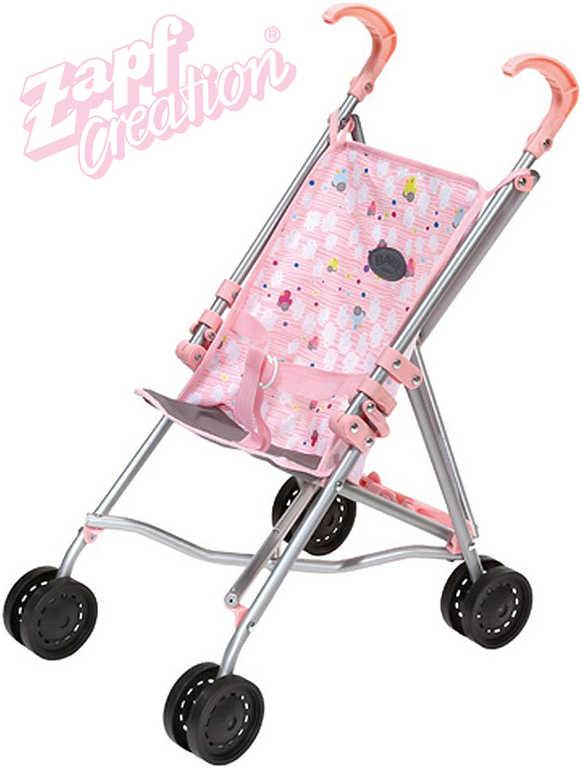 ZAPF BABY BORN Kočárek golfové hole pro panenku miminko