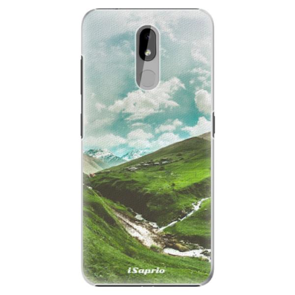 Plastové pouzdro iSaprio - Green Valley - Nokia 3.2