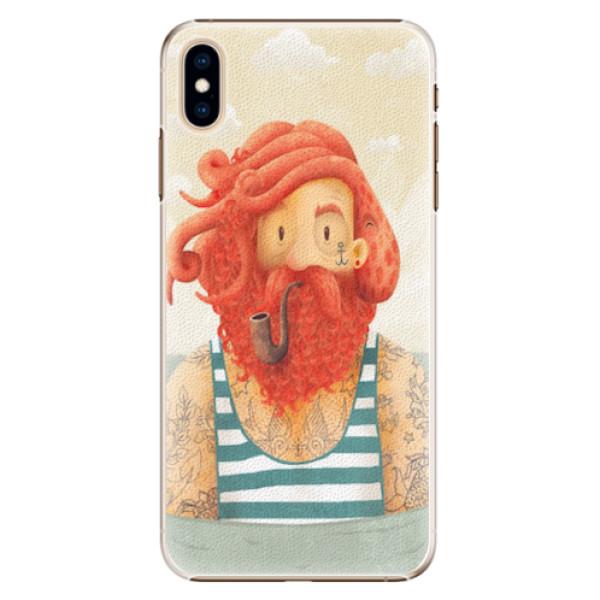 Plastové pouzdro iSaprio - Sailor - iPhone XS Max