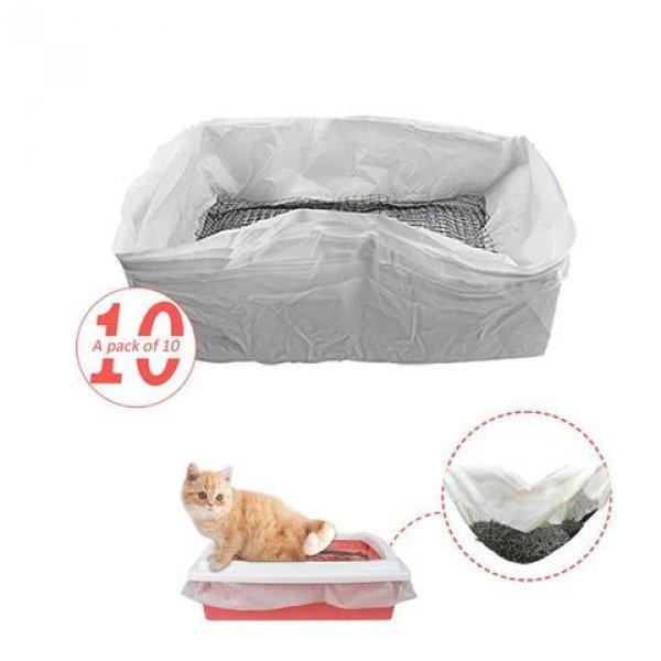 Znovupoužitelný kočičí záchodek