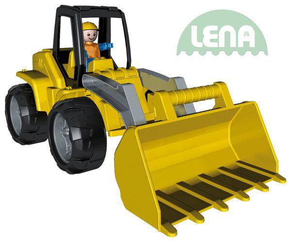 LENA Truxx Nakladač 38 cm (auto na písek)