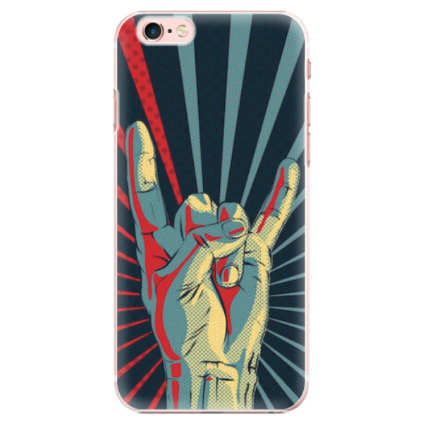 Plastové pouzdro iSaprio - Rock - iPhone 6 Plus/6S Plus