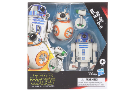 Star Wars E9 droid