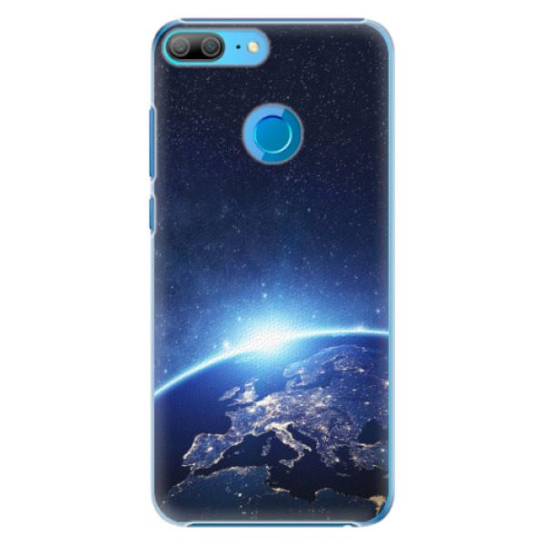 Plastové pouzdro iSaprio - Earth at Night - Huawei Honor 9 Lite