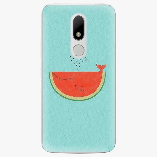 Plastový kryt iSaprio - Melon - Lenovo Moto M