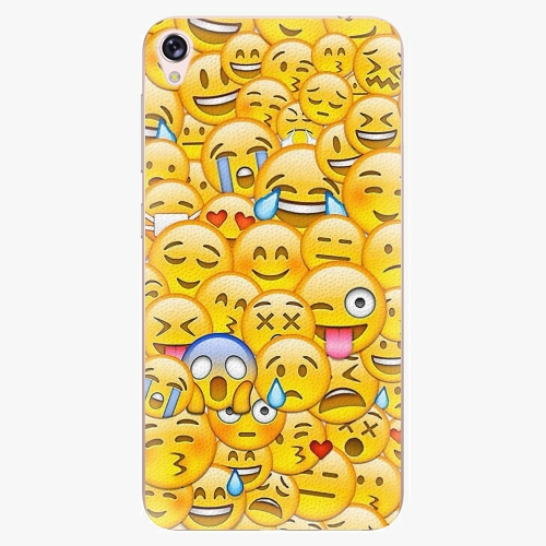 Plastový kryt iSaprio - Emoji - Asus ZenFone Live ZB501KL