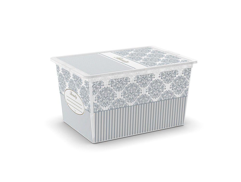 Plastový úložný KIS C box CLASSY - XL