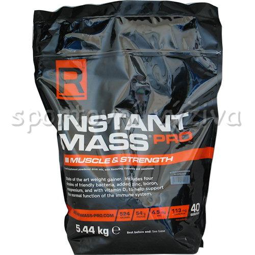 Instant Mass Pro - 5440g-vanilka