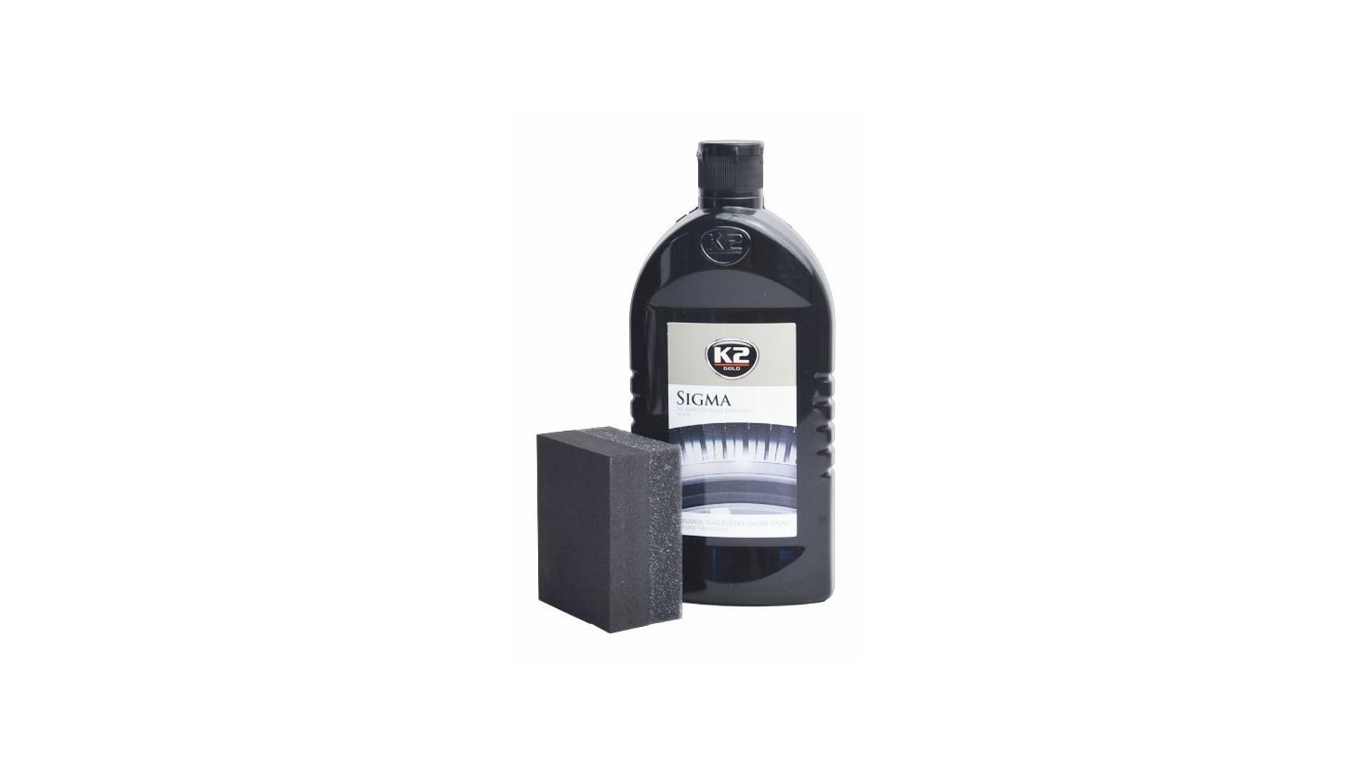 K2 SIGMA 500ml - péče o pneumatiky