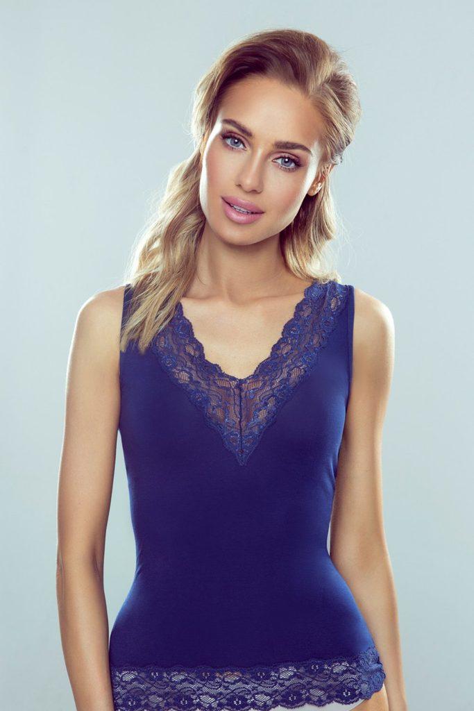 Dámská košilka Lexie blue