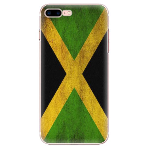Plastové pouzdro iSaprio - Flag of Jamaica - iPhone 7 Plus
