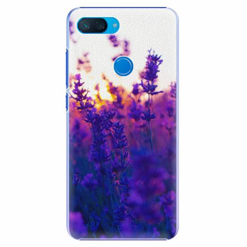 Plastový kryt iSaprio - Lavender Field - Xiaomi Mi 8 Lite