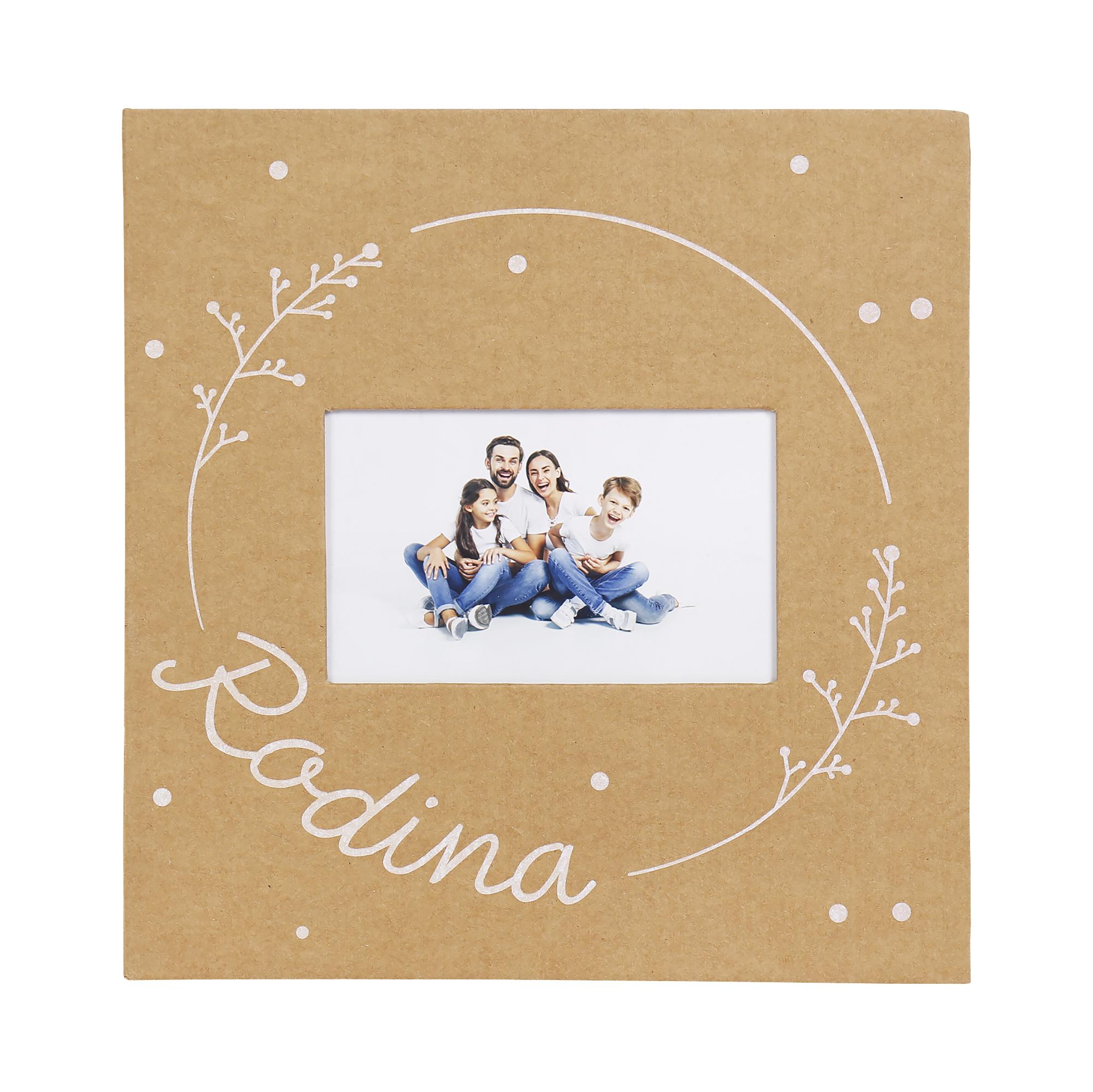 Fotoalbum - Rodina