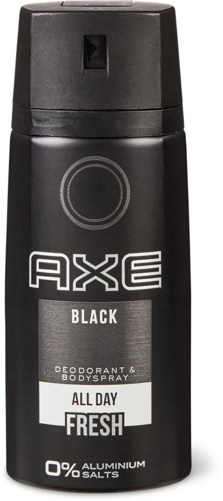 Black deodorant 150 ml