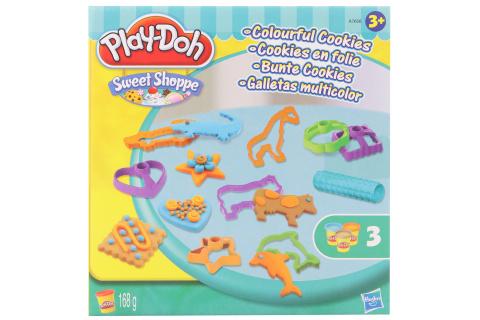 Play-doh Barevné sušenky