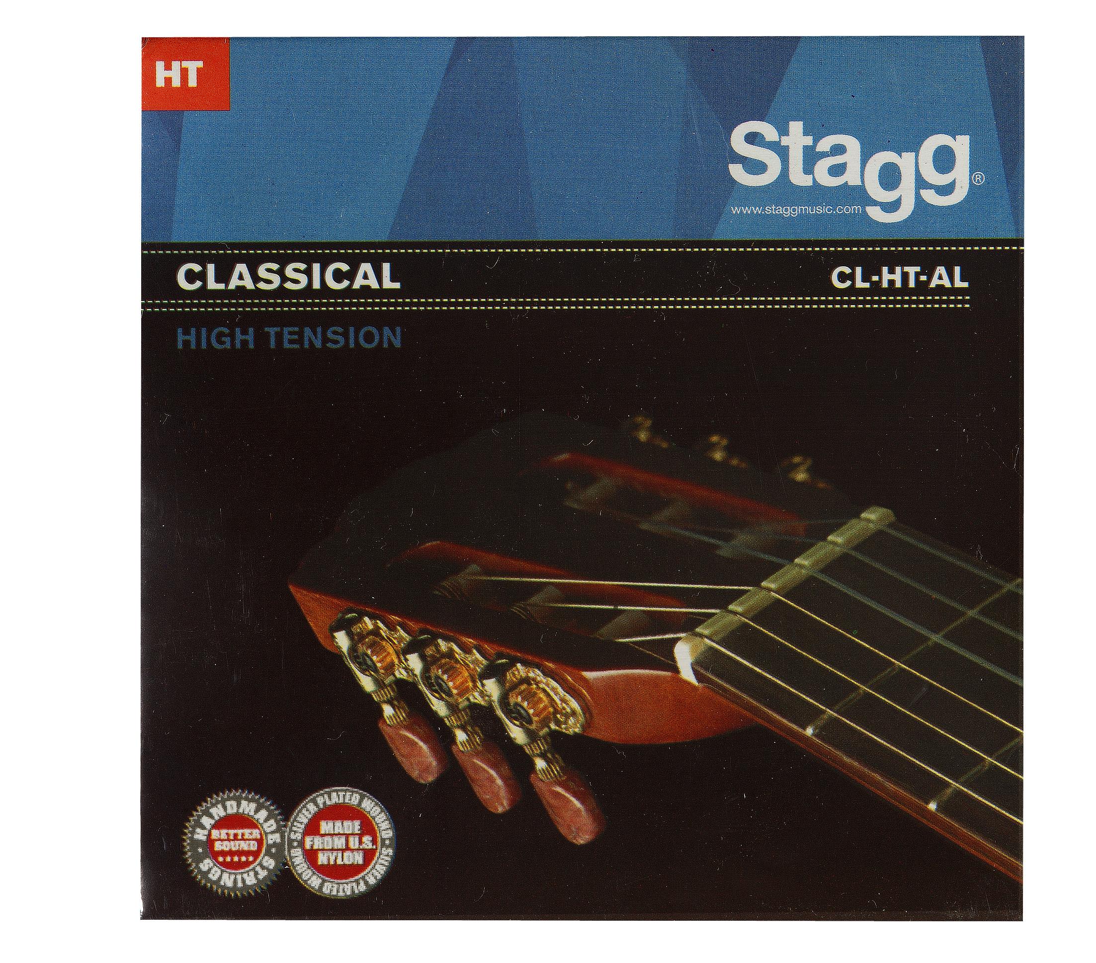 Stagg CL-HT-AL, sada strun pro klasickou kytaru
