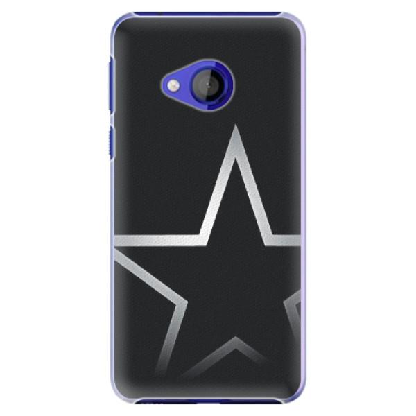 Plastové pouzdro iSaprio - Star - HTC U Play