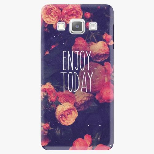 Plastový kryt iSaprio - Enjoy Today - Samsung Galaxy A3