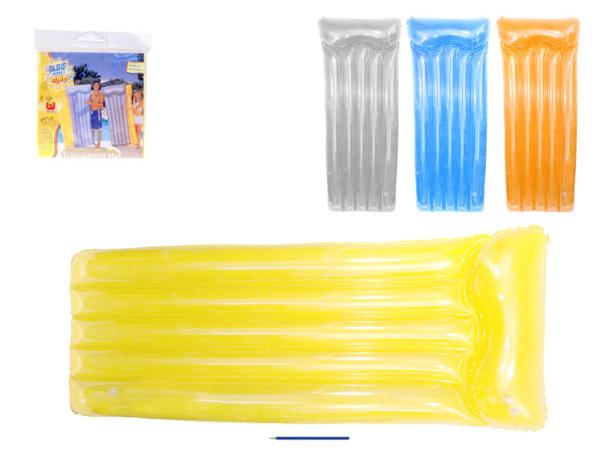 BESTWAY Lehátko 183 x 76 (matrace transparentní) NAFUKOVACÍ do vody