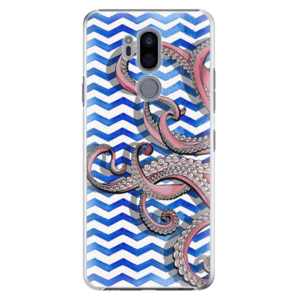 Plastové pouzdro iSaprio - Octopus - LG G7