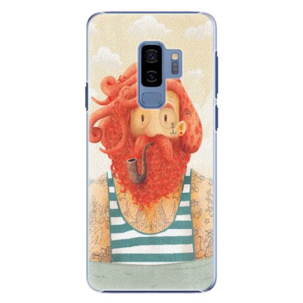 Plastové pouzdro iSaprio - Sailor - Samsung Galaxy S9 Plus