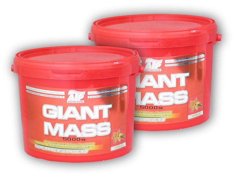 2x Maxi Giant Mass 5kg