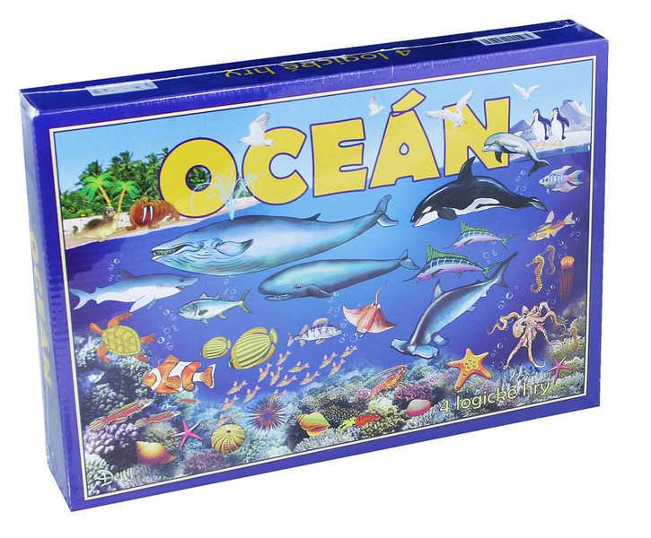HYDRODATA Hra Oceán *SPOLEČENSKÉ HRY*