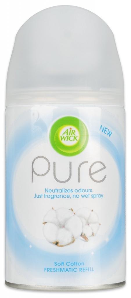 Freshmatic Pure Náplň do osvěžovače vzduchu - Jemná bavlna 250 ml