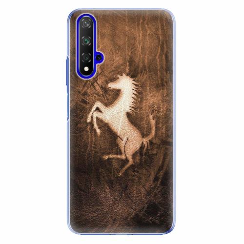Plastový kryt iSaprio - Vintage Horse - Huawei Honor 20