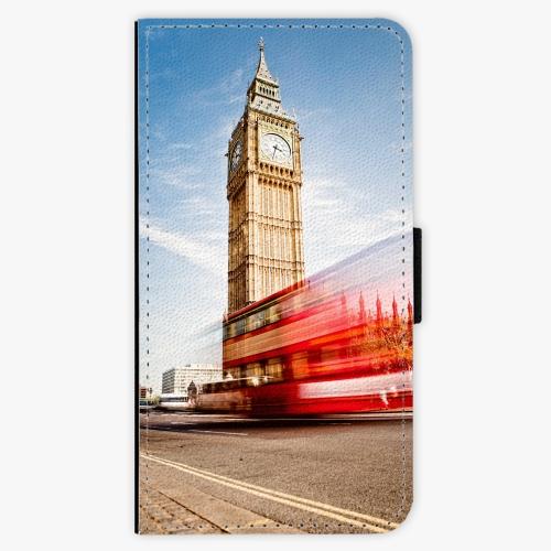 Flipové pouzdro iSaprio - London 01 - Samsung Galaxy S6