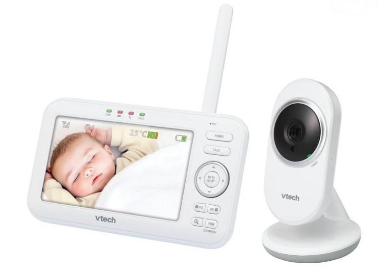 """VTECH VM5252 Moderní dětská video chůvička s displejem 5"""""""