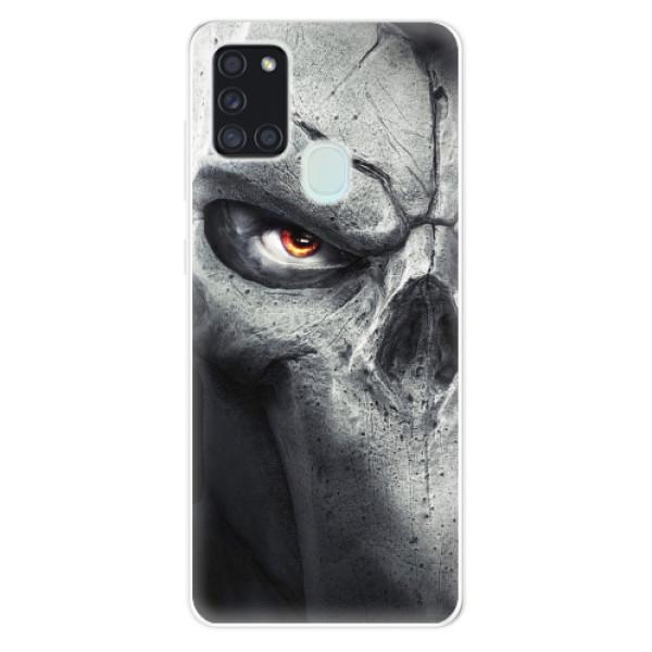 Odolné silikonové pouzdro iSaprio - Horror - Samsung Galaxy A21s