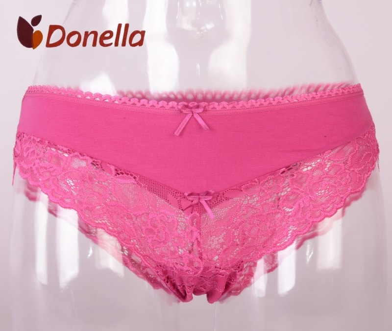 Dámské kalhotky Donella Stela - lila - XXL