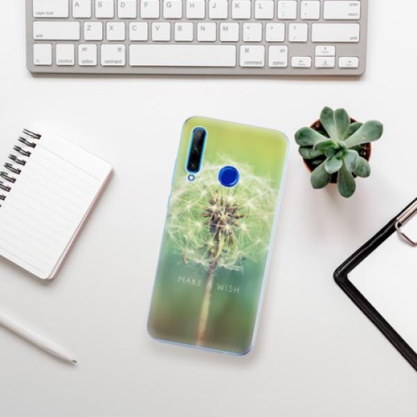 Odolné silikonové pouzdro iSaprio - Wish - Huawei Honor 20 Lite