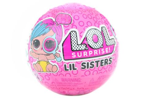 L.O.L. Surprise Sestřičky