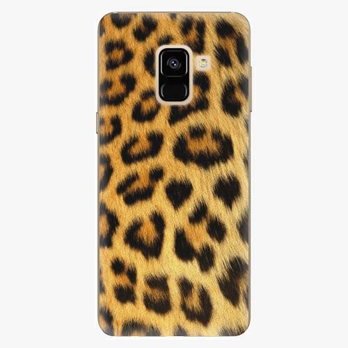 Plastový kryt iSaprio - Jaguar Skin - Samsung Galaxy A8 2018
