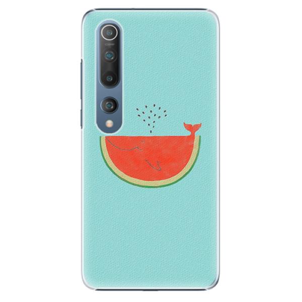 Plastové pouzdro iSaprio - Melon - Xiaomi Mi 10 / Mi 10 Pro