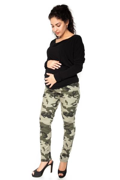 be-maamaa-tehotenske-teplaky-kalhoty-maskacove-zelene-xl-xl-42