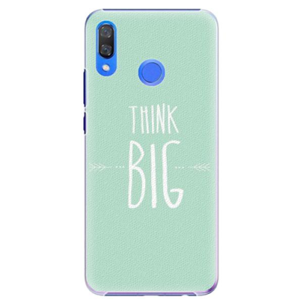 Plastové pouzdro iSaprio - Think Big - Huawei Y9 2019