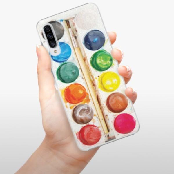 Plastové pouzdro iSaprio - Watercolors - Samsung Galaxy A30s